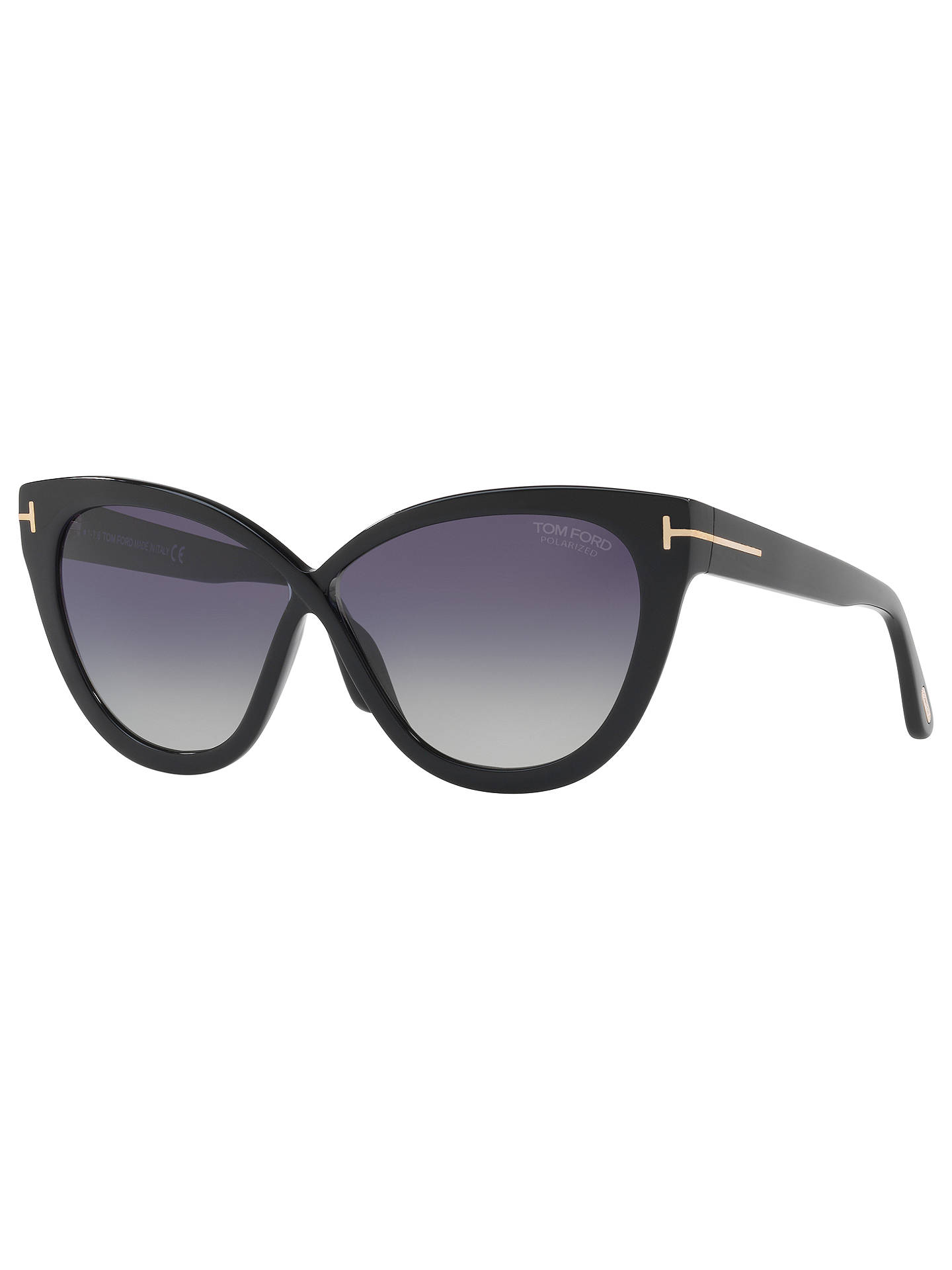 cbd13a95d16f Buy TOM FORD FT0511 Polarised Cat s Eye Sunglasses