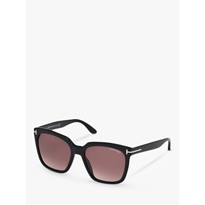 TOM FORD FT0502 Square Sunglasses