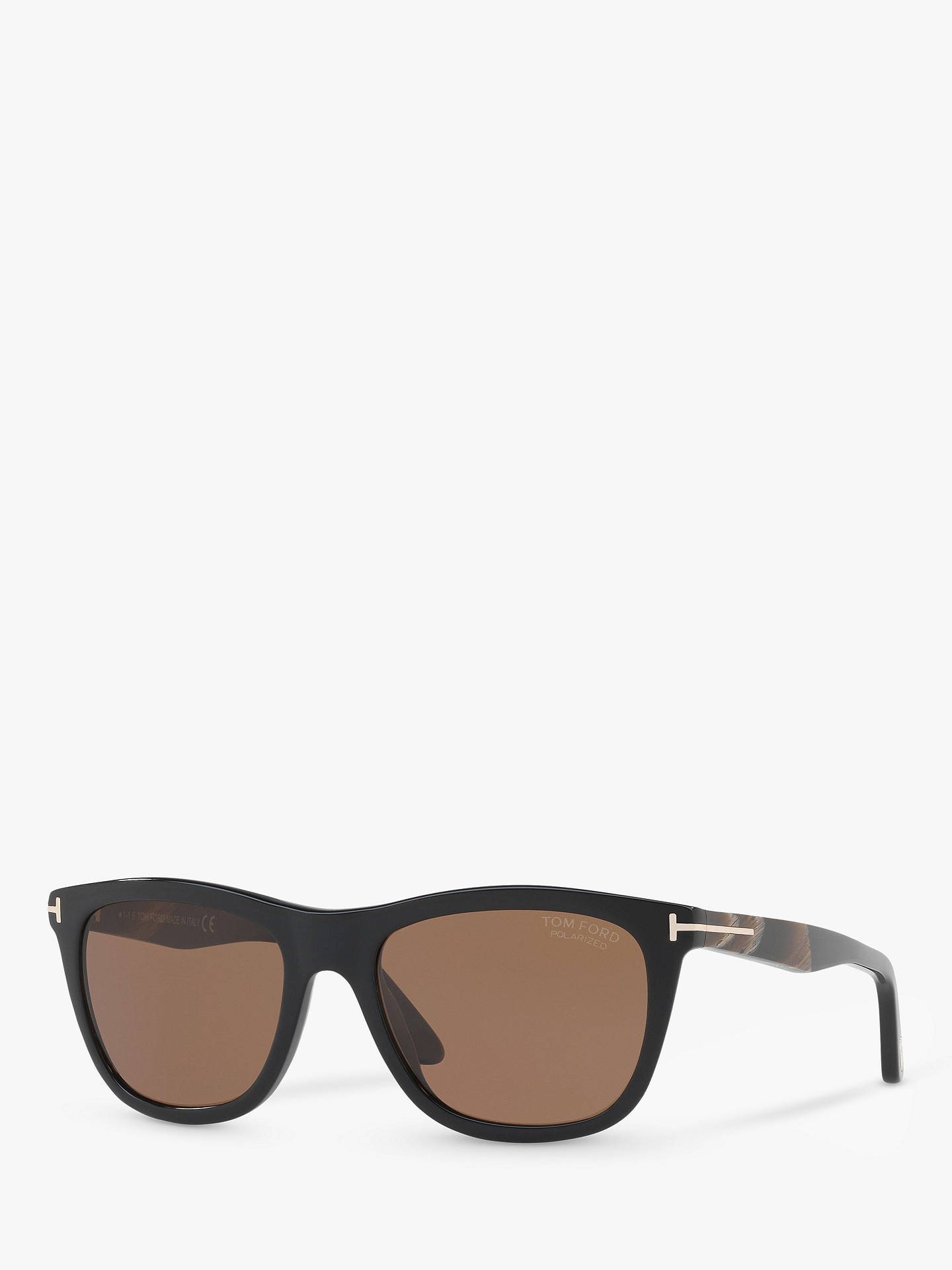 45e8ccc5377 BuyTOM FORD FT0500 Andrew Polarised Square Sunglasses