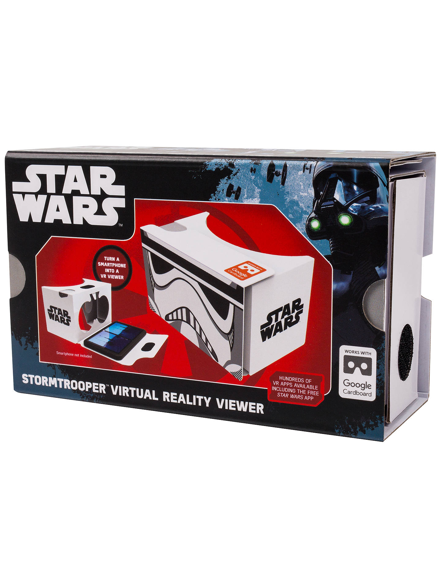 Star Wars: The Force Awakens Cardboard VR Viewer, Imperial