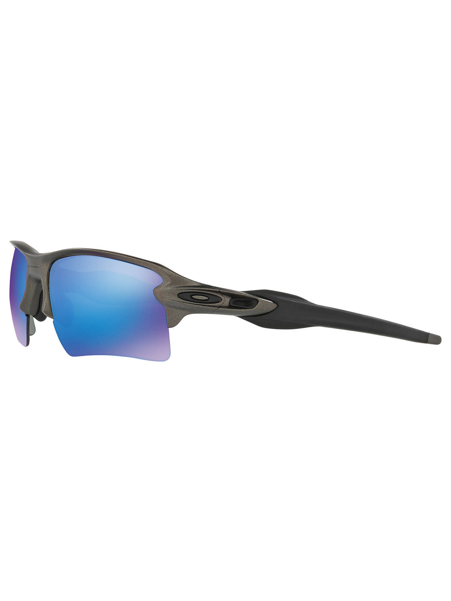8ea8dc4d61 Oakley OO9188 FLAK 2.0 XL Mirrored Rectangular Sunglasses at John ...