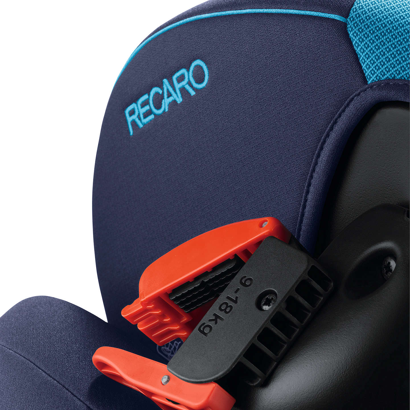 BuyRecaro Young Sport Hero Group 1/2/3 Car Seat, Xenon Blue Online at johnlewis.com
