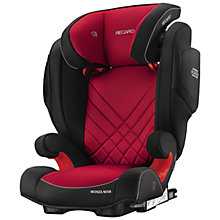 Buy Recaro Monza Nova 2 Seatfix Group 2/3 Car Seat, Racing Red Online at johnlewis.com