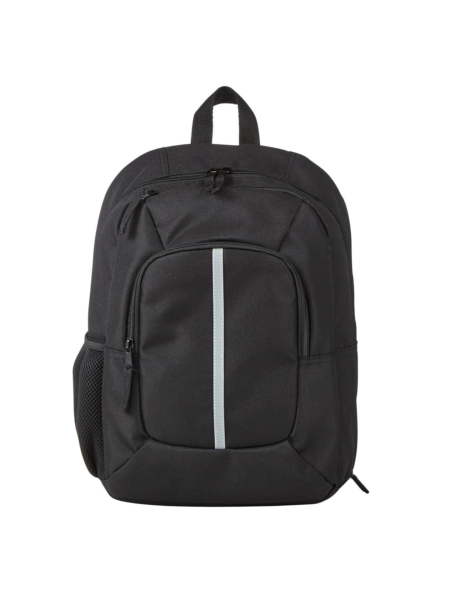 BuyJohn Lewis   Partners Children s School Backpack, Black Online at  johnlewis. ... 5d0431811c