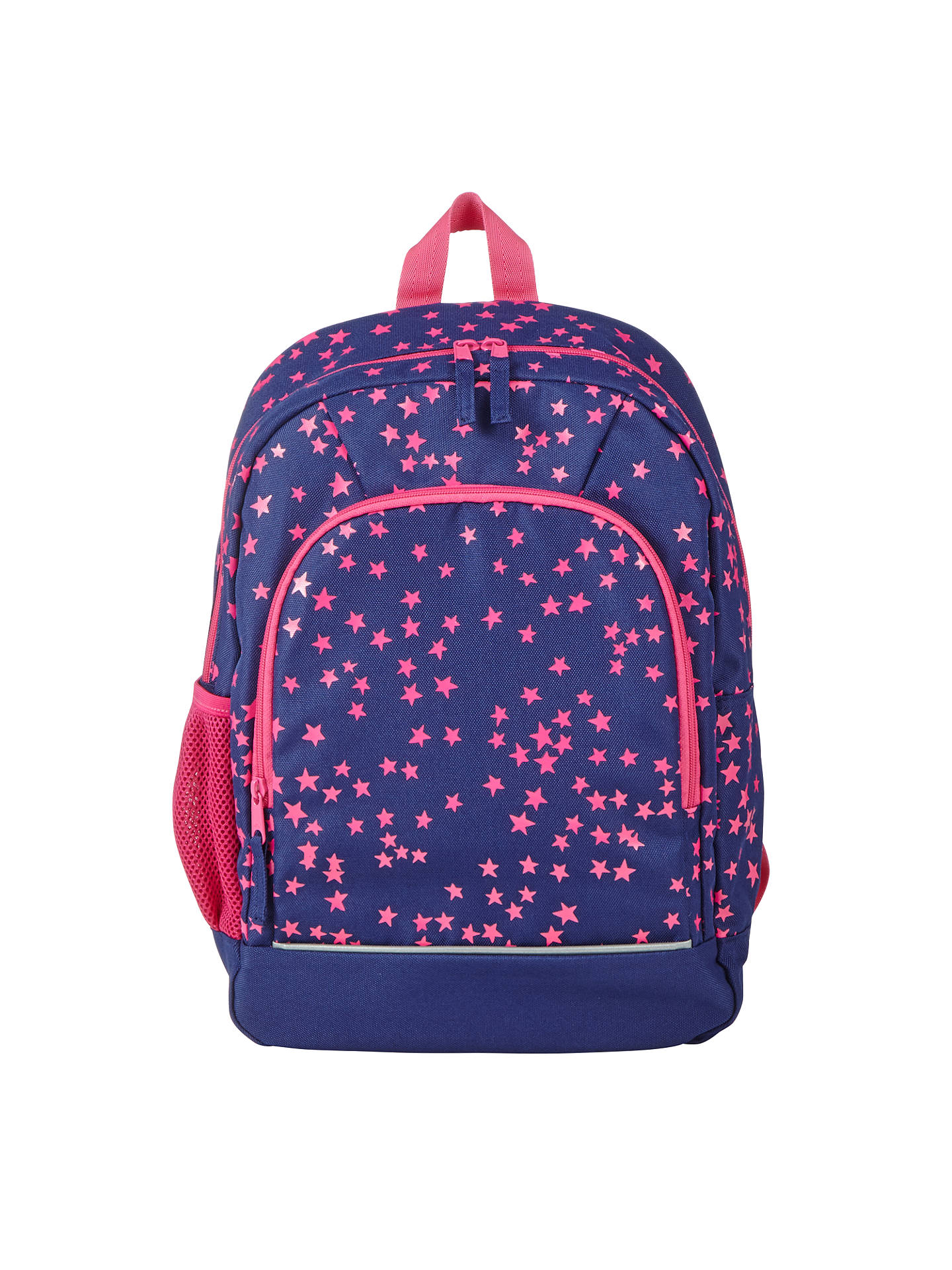 BuyJohn Lewis Children s Star Print School Backpack 0f74c99c34479