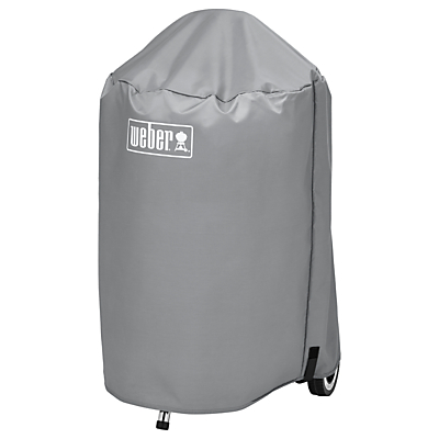 Weber® 7175 Vinyl BBQ Cover for 47cm Kettles, Grey Review thumbnail