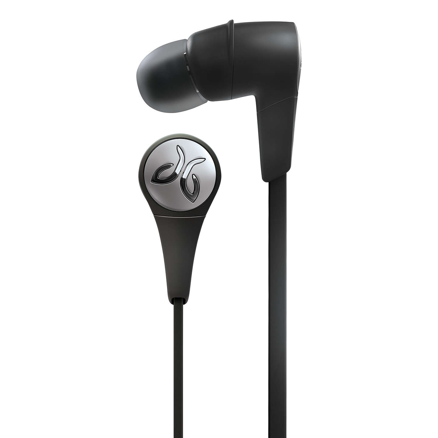 BuyJaybird X3 Sweat & Weather Resistant Bluetooth Wireless In-Ear Headphones with Mic/Remote, Blackout Online at johnlewis.com