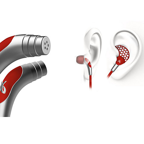 Buy Jaybird Freedom Sweat & Weather-Resistant Bluetooth Wireless In-Ear Headphones with Mic/Remote Online at johnlewis.com