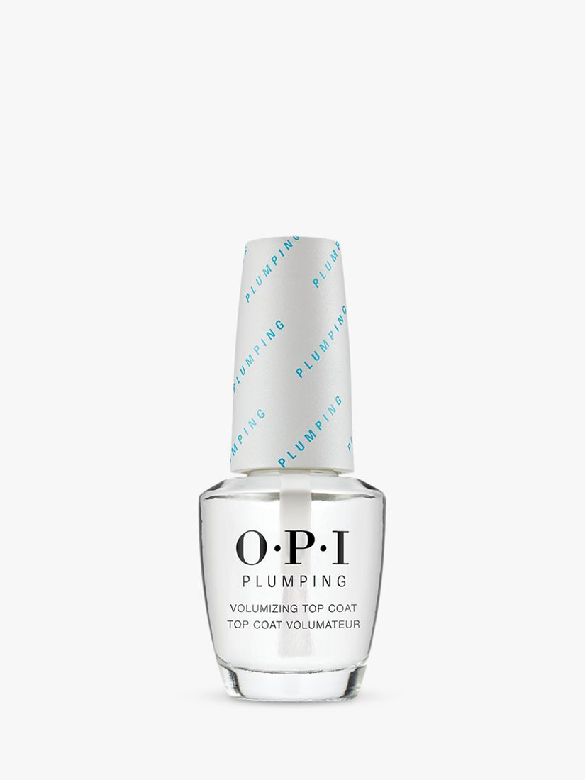 OPI OPI Plumping Volumizing Top Coat, 15ml