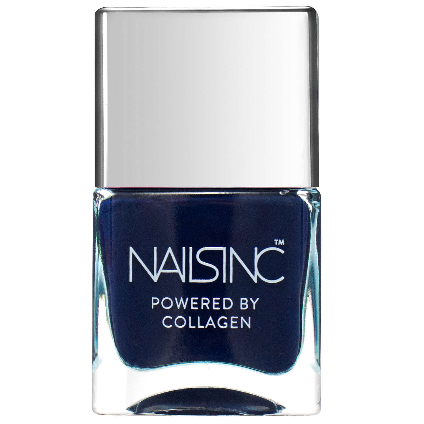Nails Inc Powered By Collagen Nail Polish, 14ml at John Lewis