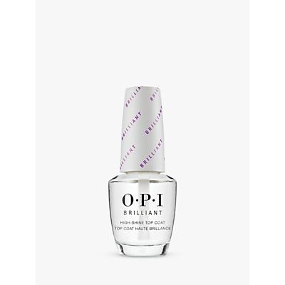Product photo of Opi brilliant highshine top coat 15ml