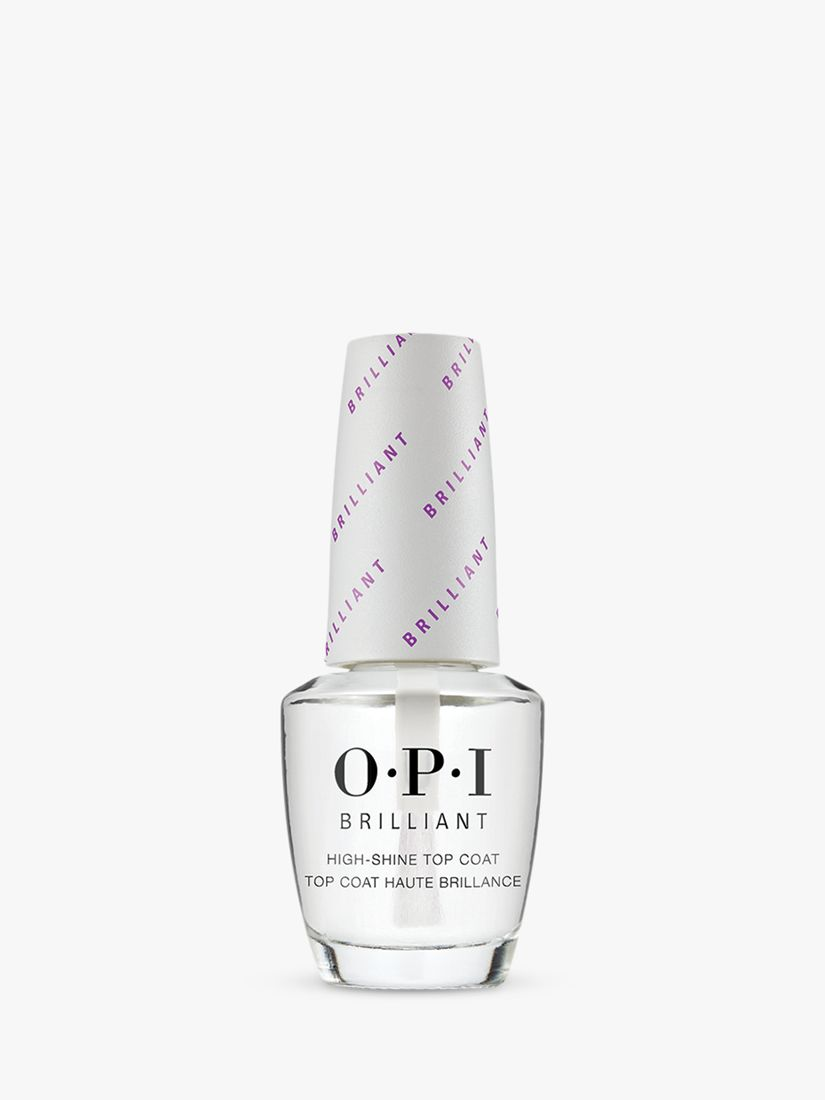 OPI OPI Brilliant High-Shine Top Coat, 15ml