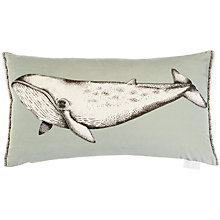 Buy Voyage Blue Whale Cushion Online at johnlewis.com