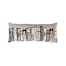 Buy Voyage Library Books Cushion Online at johnlewis.com