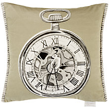 Buy Voyage Pocket Watch Cushion Online at johnlewis.com