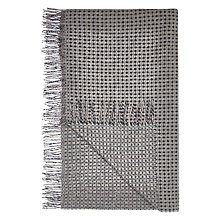 Buy John Lewis Croft Collection Spot Throw, Rosa Online at johnlewis.com