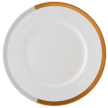 Buy Vera Wang for Wedgwood Vera Castillon 20cm Accent Plate Online at johnlewis.com