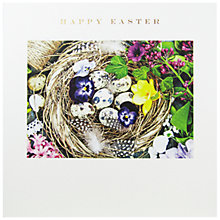 Buy Susan O'Hanlon Easter Basket Greeting Card Online at johnlewis.com