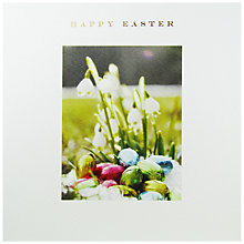 Buy Susan O'Hanlon Snowdrops Easter Greeting Card Online at johnlewis.com