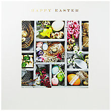 Buy Susan O'Hanlon Easter Display Greeting Card Online at johnlewis.com
