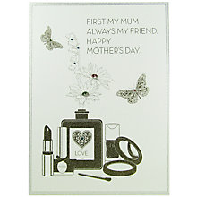 Buy Five Dollar Shake First My Mum Mother's Day Card Online at johnlewis.com