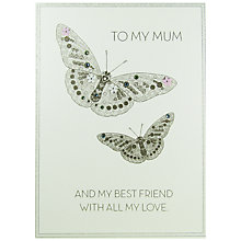 Buy Five Dollar Shake To My Mum Mother's Day Card Online at johnlewis.com