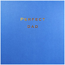 Buy Susan O'Hanlon Perfect Dad Father's Day Card Online at johnlewis.com