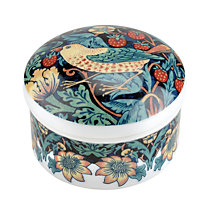 Buy Morris & Co Strawberry Thief Trinket Box Online at johnlewis.com