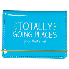 Buy Happy Jackson Going Places Card Holder Online at johnlewis.com