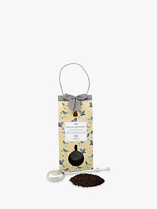 Whittard English Breakfast Tea & Infuser Set, 100g