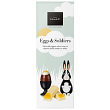 Buy Hotel Chocolat 'Egg & Soldiers', 95g Online at johnlewis.com
