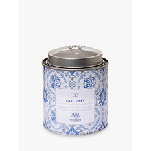 Buy Whittard Earl Grey Loose Leaf Tea & Caddy, 100g Online at johnlewis.com