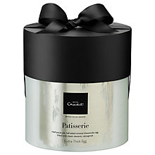 Buy Hotel Chocolat 'Patisserie' Extra-Thick Easter Egg, 405g Online at johnlewis.com
