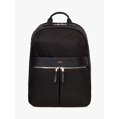 Knomo Beauchamp Backpack for 14 Laptops, Black