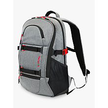 "Buy Targus Urban Explorer Backpack for 15.6"" Laptops, Grey Online at johnlewis.com"