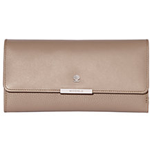Buy Modalu Margot Leather Dropdown Purse, Fawn Online at johnlewis.com