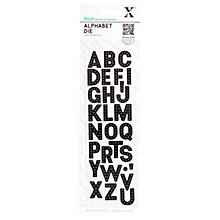 Buy Docrafts Xcut Alphabet Dies, Pack of 29 Online at johnlewis.com