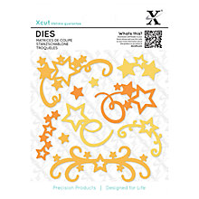 Buy Docrafts Xcut Large Star Flourish Dies, Pack of 10 Online at johnlewis.com