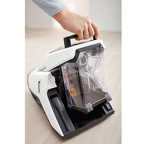 Buy Miele Blizzard CX1 Comfort Excellence Cylinder Vacuum Cleaner, Lotus White Online at johnlewis.com