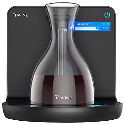 iFavine iSommelier PRO Smart Wine Decanter