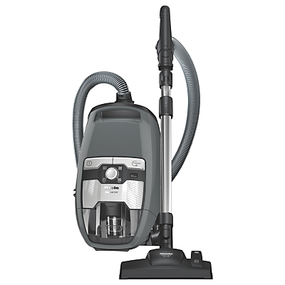 Miele Blizzard CX1 Excellence Cylinder Vacuum Cleaner, Graphite Grey