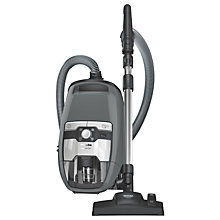 Buy Miele Blizzard CX1 Excellence Cylinder Vacuum Cleaner, Graphite Grey Online at johnlewis.com