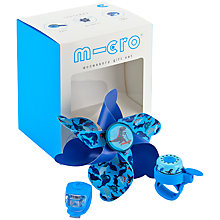 Buy Micro Scooter Accessory Gift Set, Scootersaurus Online at johnlewis.com