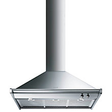 Buy Smeg KD90NE 90cm Chimney Cooker Hood Online at johnlewis.com