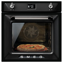 Buy Smeg Victoria Built-In Multifunction Single Oven Online at johnlewis.com