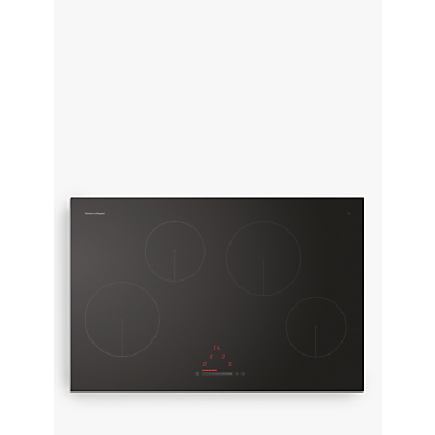 Image of Fisher & Paykel CI804CTB1 Induction Hob, Black
