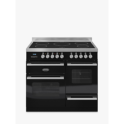 Image of Britannia RC-10XGI-DE Delphi Modern Induction Hob Range Cooker