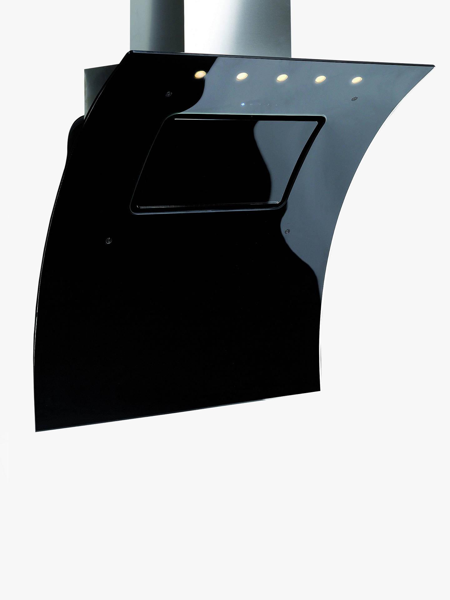 497fb46f6f Buy Britannia OMA-100-BL Omaggio Cooker Hood, Black Online at johnlewis.
