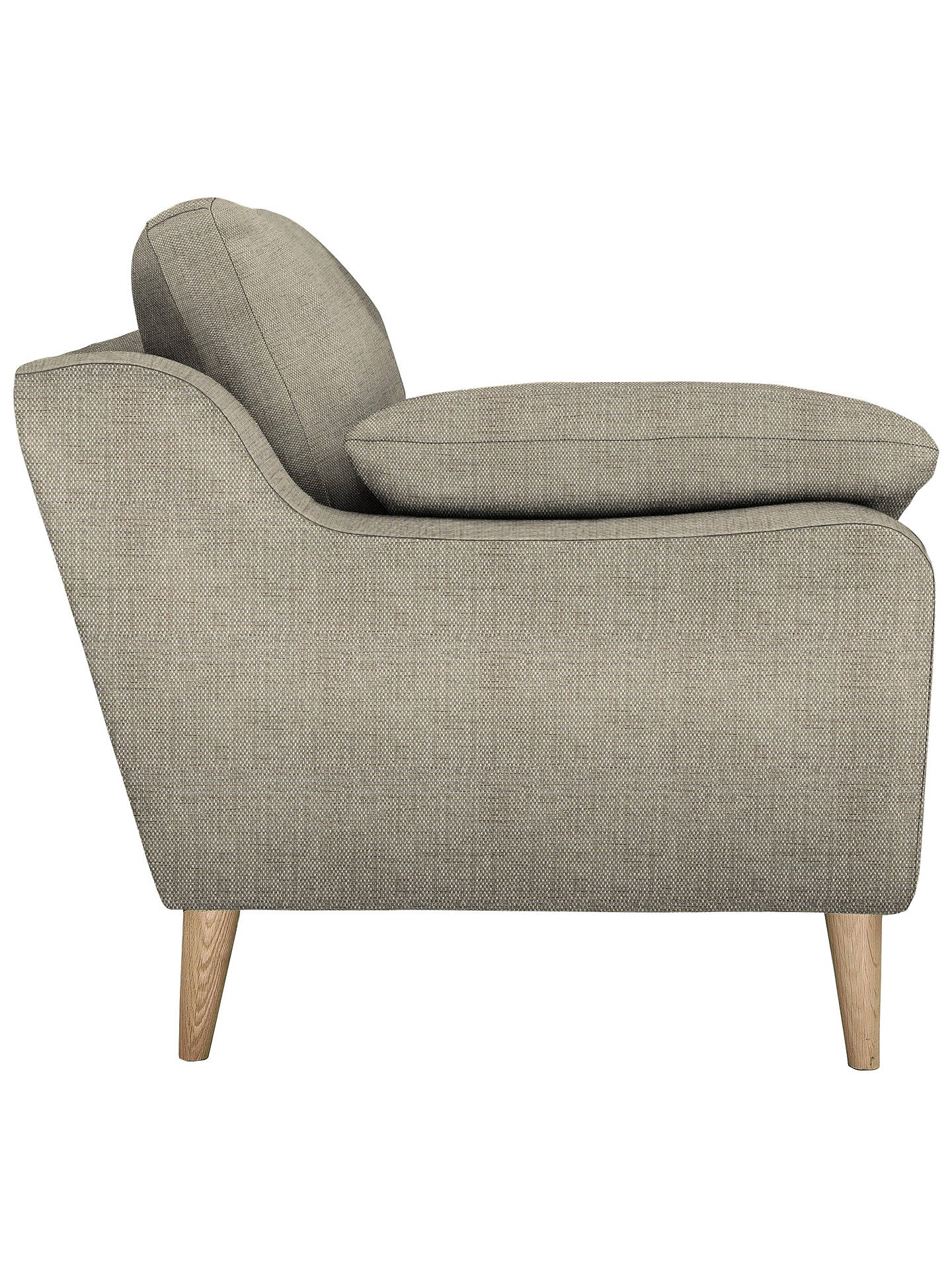 Buyercol for John Lewis Salento 4 Seater Sofa, Maria Oyster Online at johnlewis.com