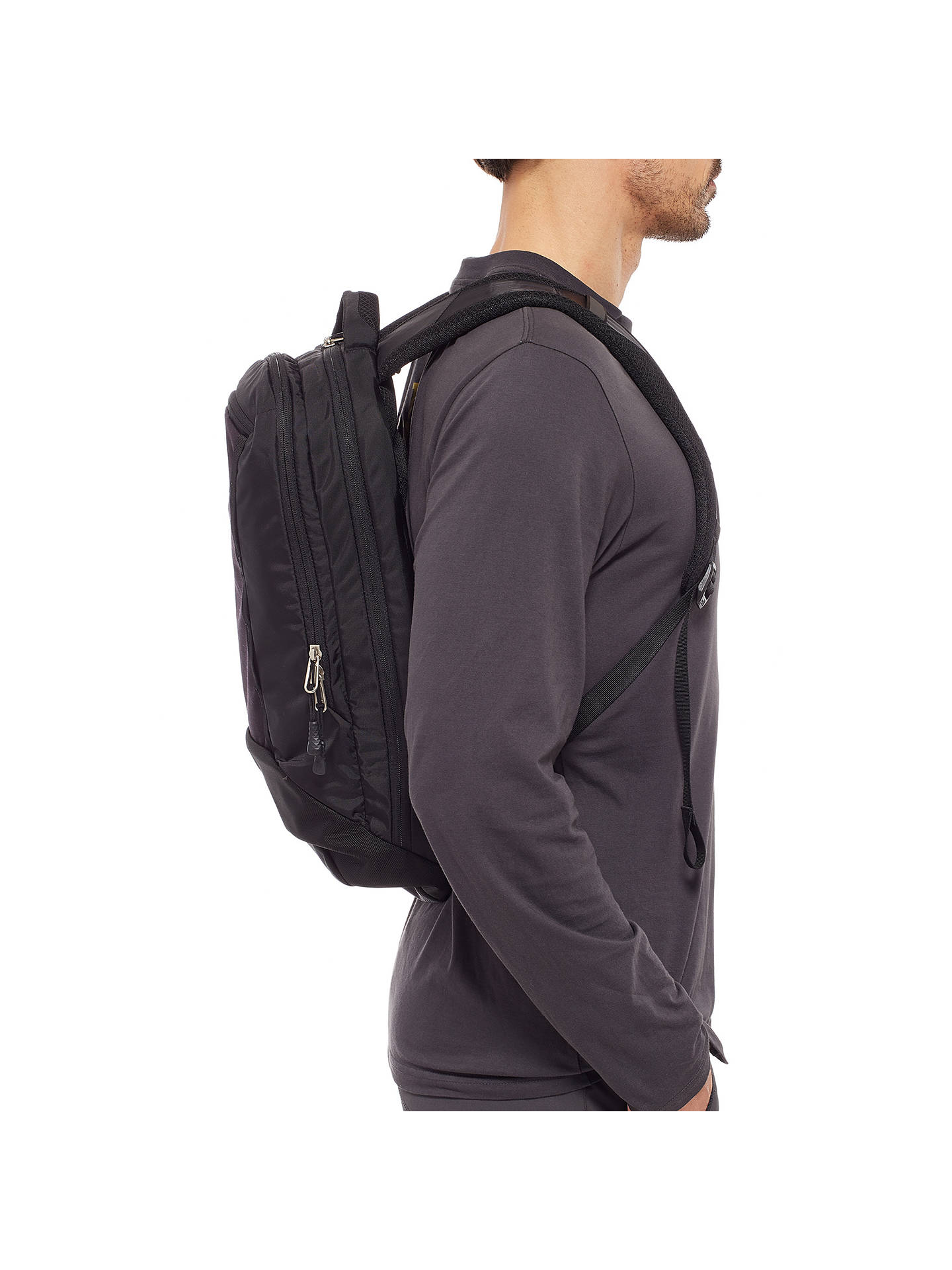 9de0345f7 The North Face Microbyte Backpack, Black